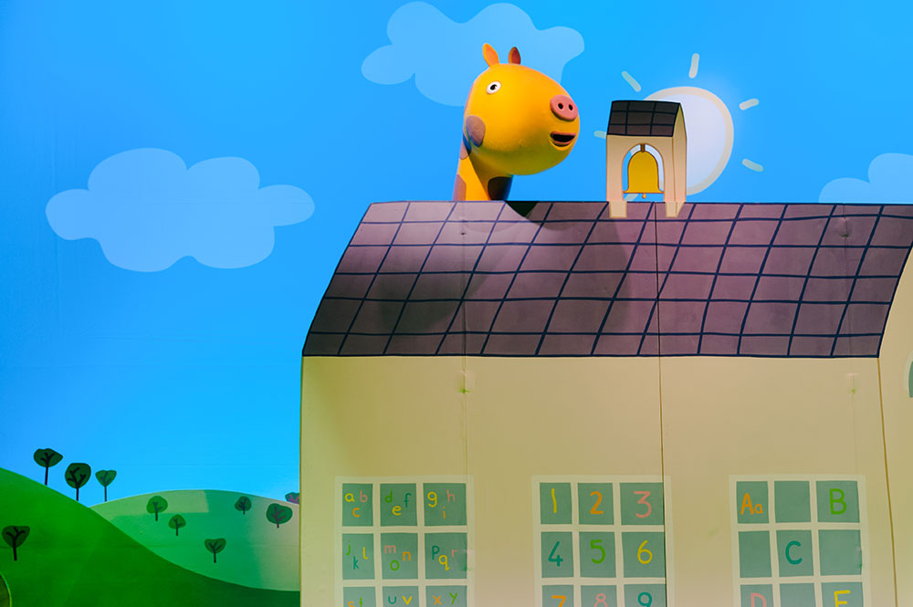 ... Peppa Pig production image 13