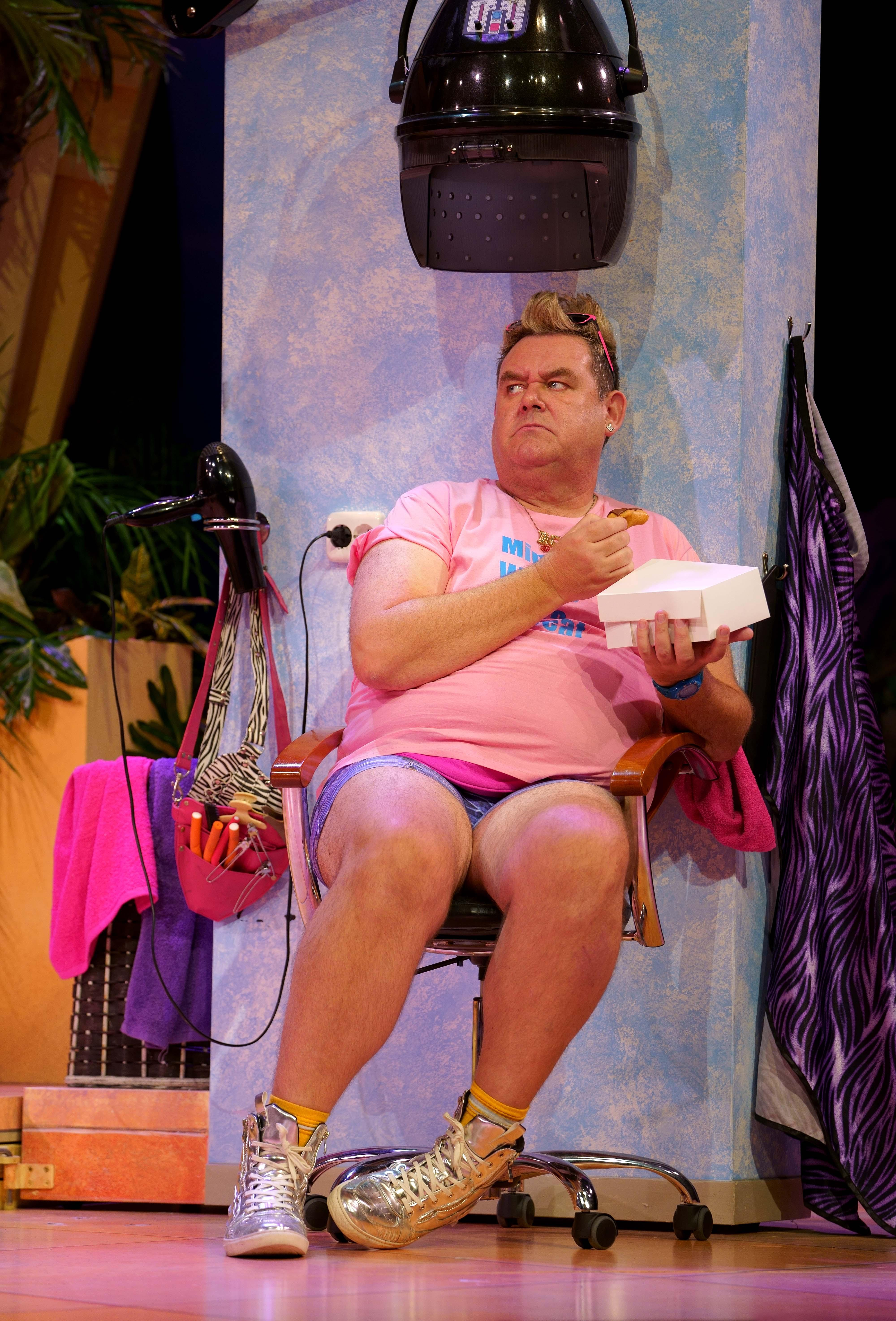 Image of Tony Maudsley 'Kenneth'