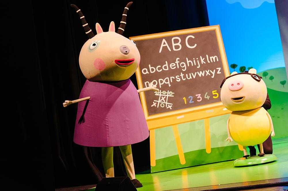 Peppa Pig production image 1