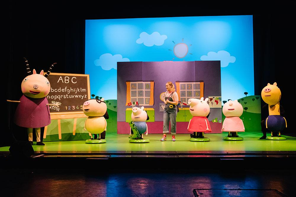 Peppa Pig production image 2