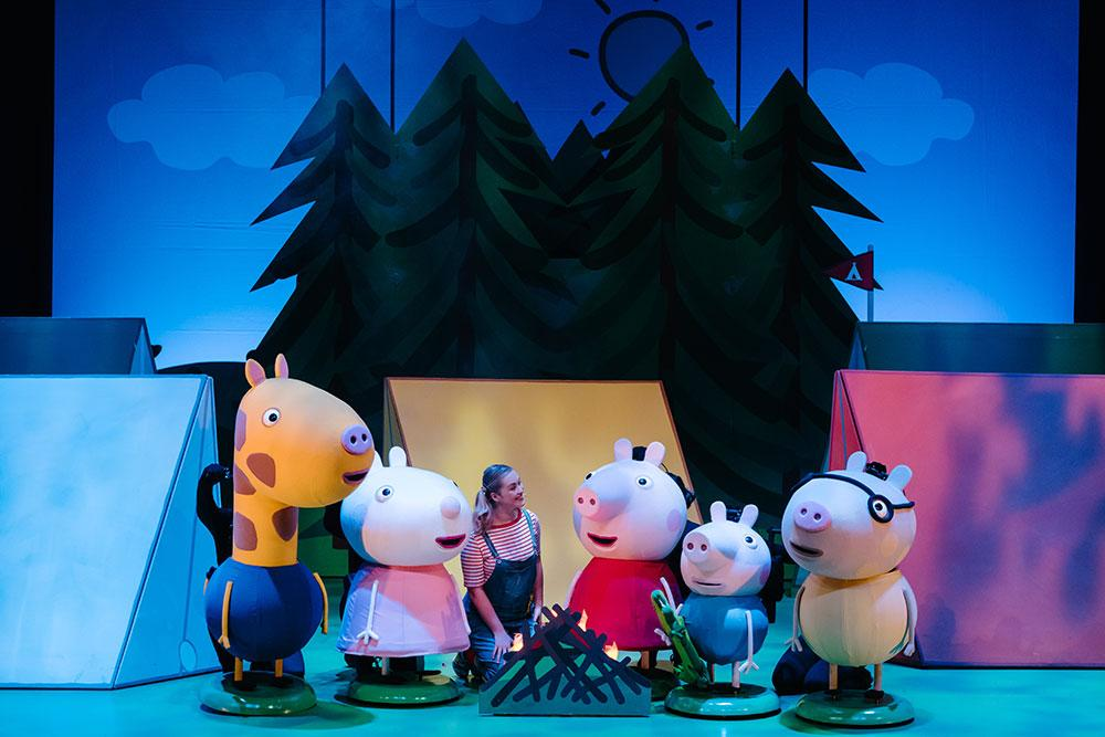 Peppa Pig production image 6