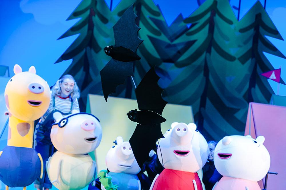 Peppa Pig production image 8