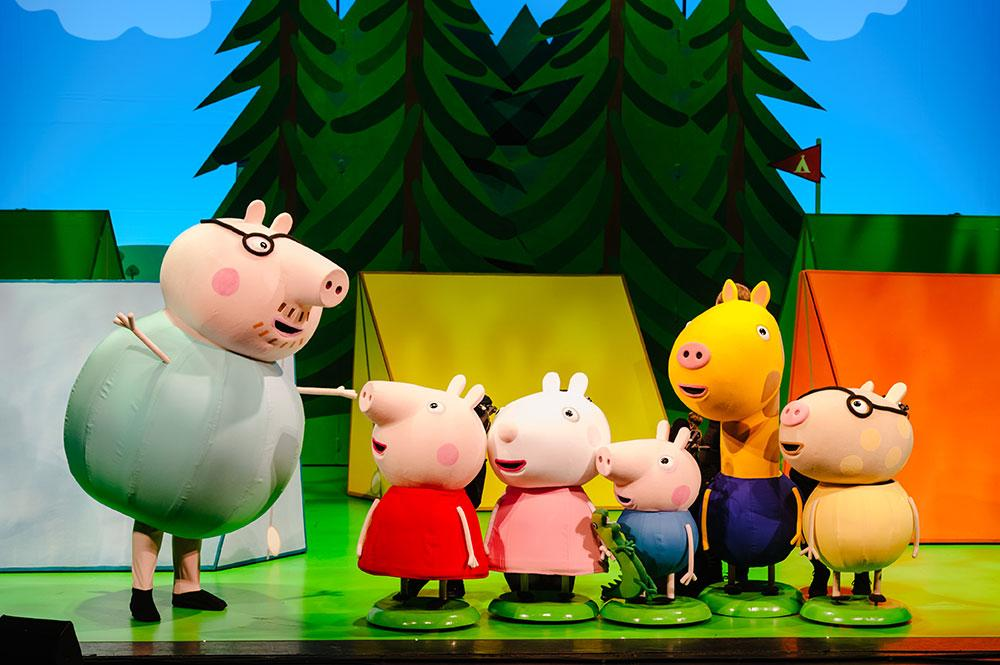 Peppa Pig production image 9