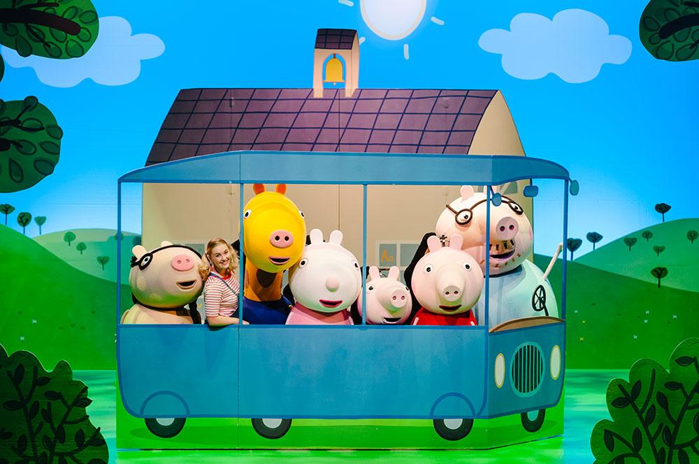 Peppa Pig production image 11