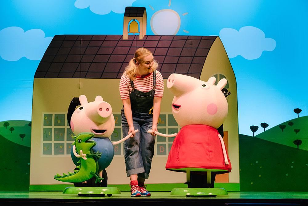 Peppa Pig production image 12