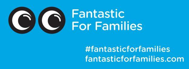A blue poster advertising Fantastic for