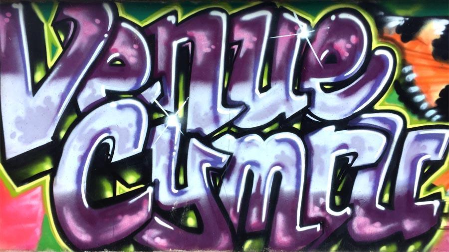 graffiti club venue cymru