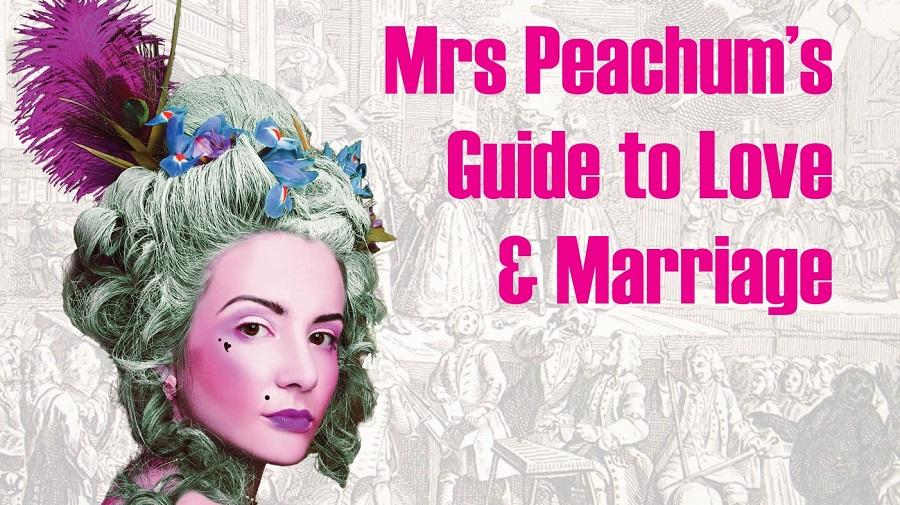 Image result for MRS PEACHUM'S GUIDE TO LOVE AND MARRIAGE