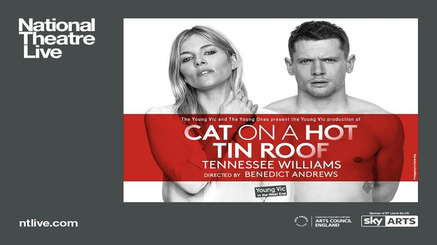 NT Live Cat On A Hot Tin Roof