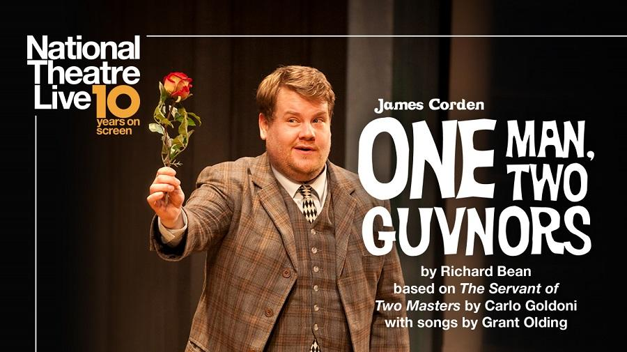 Image of James Corden as Francis Henshall