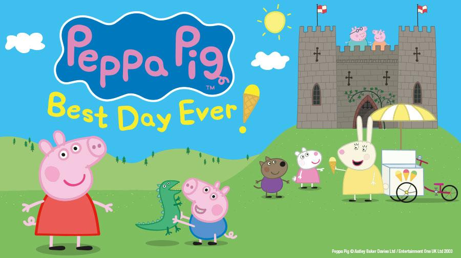Peppa Pig S Best Day Ever Venue Cymru