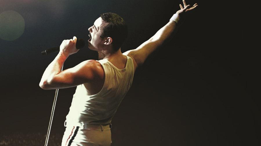 image of gary mullen as Freddie Mercury