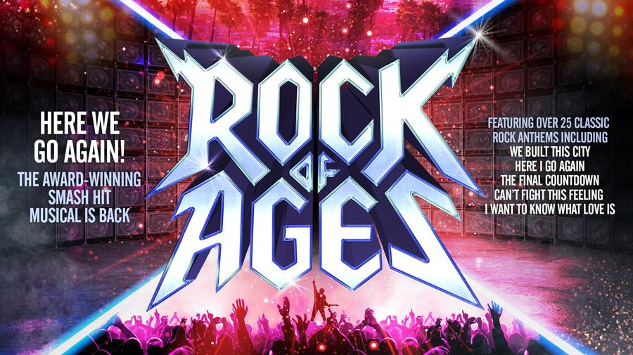 image of the Rock of Ages logo
