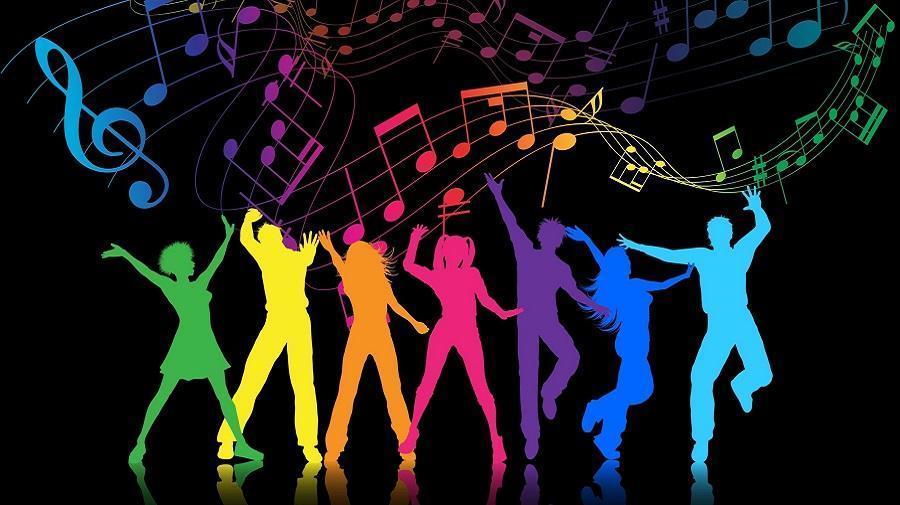 Image of people dancing