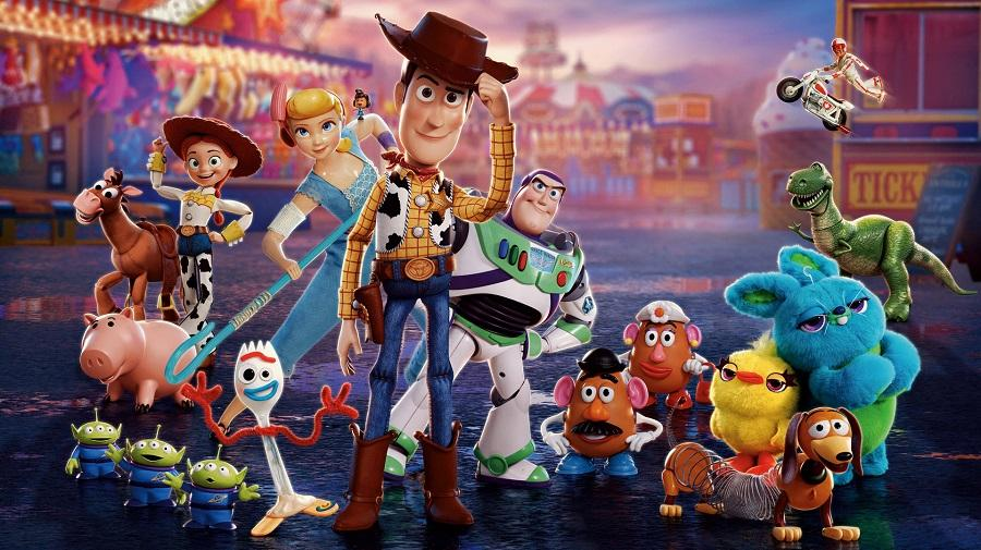 image of Toy Story characters
