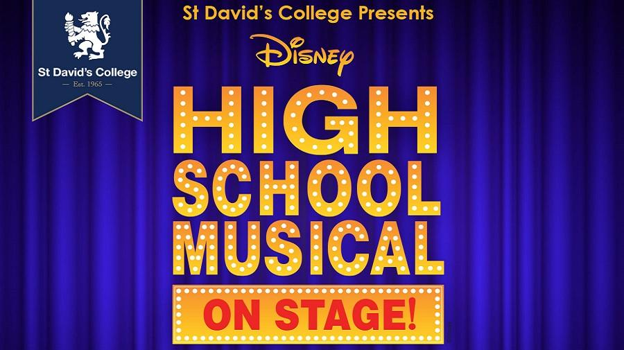 image of High School Musical logo