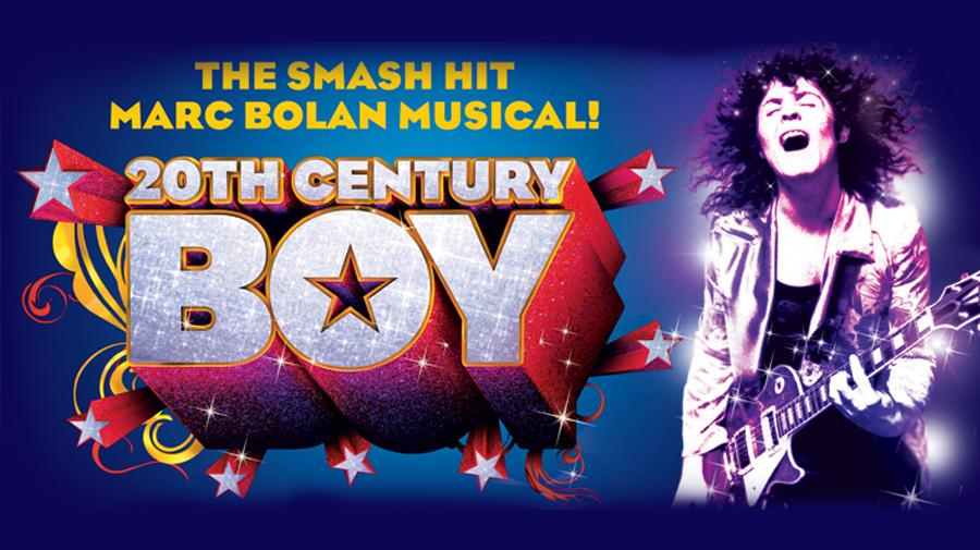 Image result for 20th century boy musical