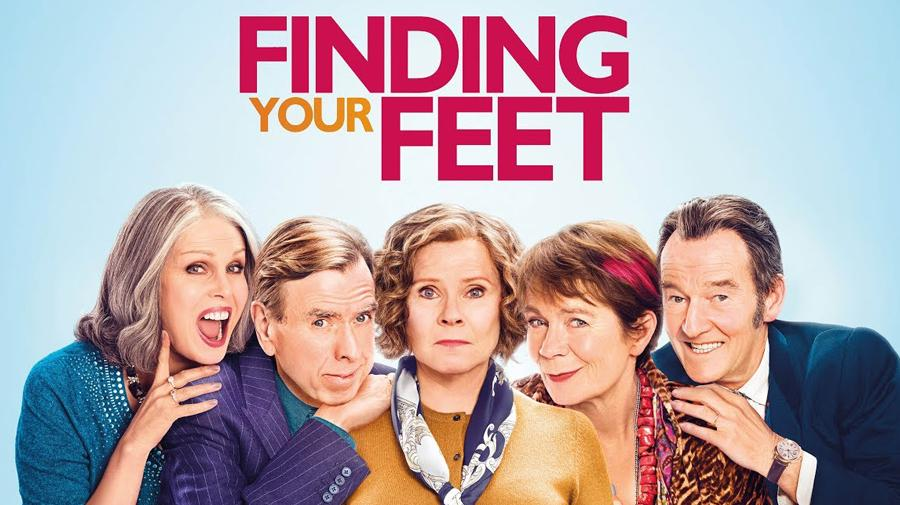 Image of finding your feet cast