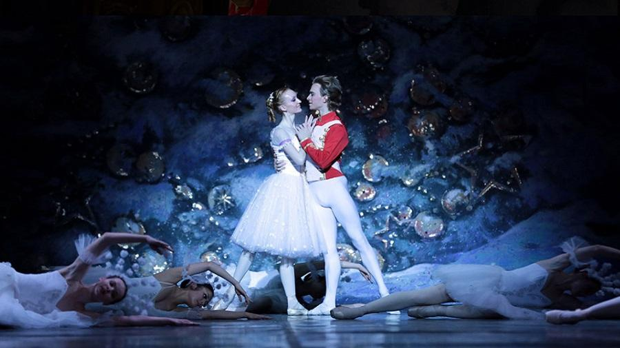 image of clara and the nutcracker