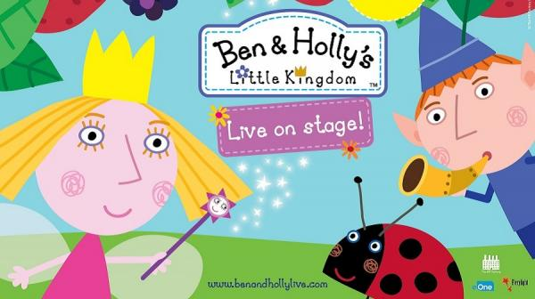 image of Ben and Holly