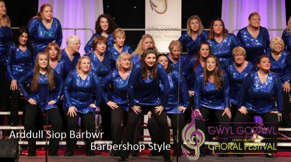 image of barbershop choir