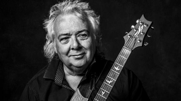 image of Bernie Marsden with a guitar