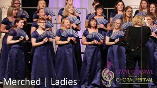 image of ladies choir