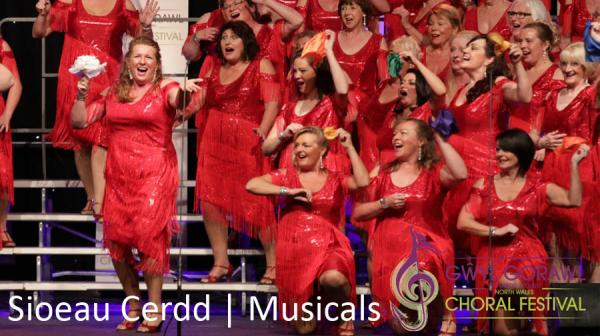 image of musicals choir