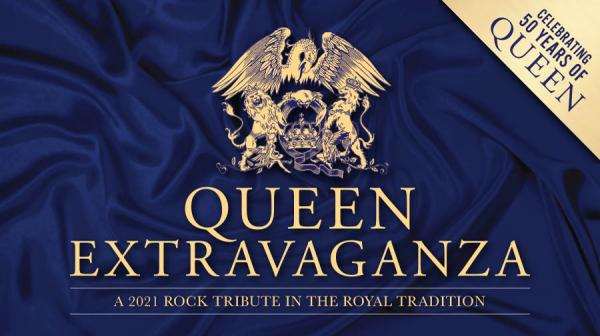 Queen Extravaganza artwork