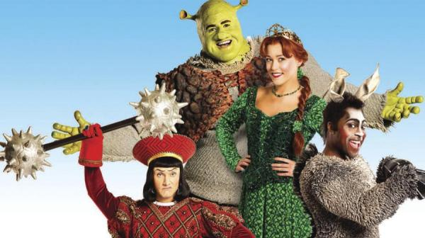 Shrek cast