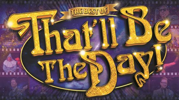 image of the that'll be the day logo