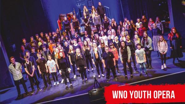 image of a youth choir