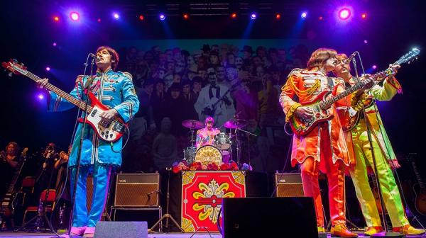 Image of the Bootleg Beatles