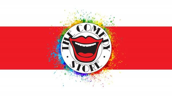 image of the comedy store logo