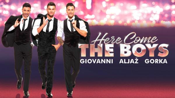 image of giovanni, gorka and aljaz