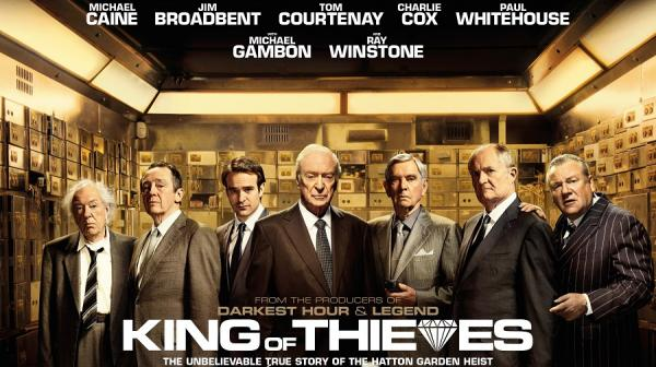 image of king of thieves cast