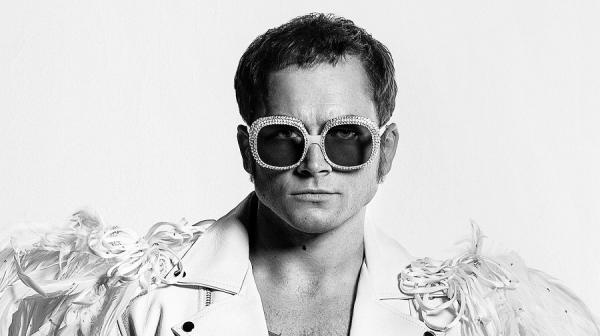 Image of Taron Egerton as Elton John