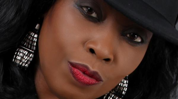 close up of Ruby turner