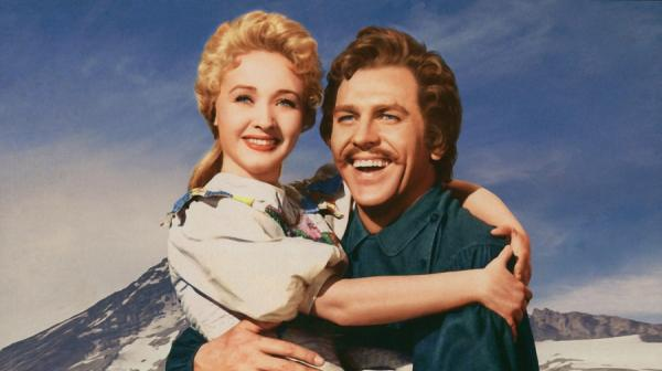 Image of Howard Keel and Jane Powell