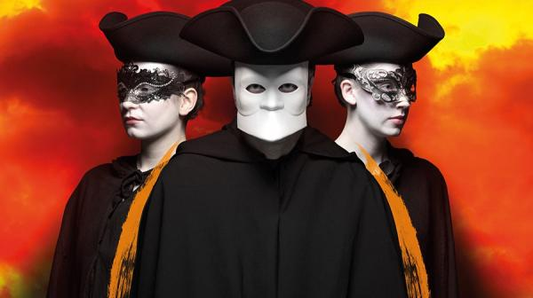 Don giovanni mask image